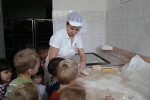 Obisk pekarne Mlinotest