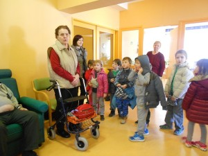 Obisk Doma Starejših Občanov