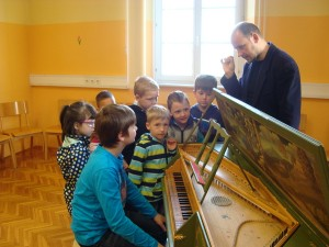 Dan odprtih vrat v Glasbeni šoli Ilirska Bistrica