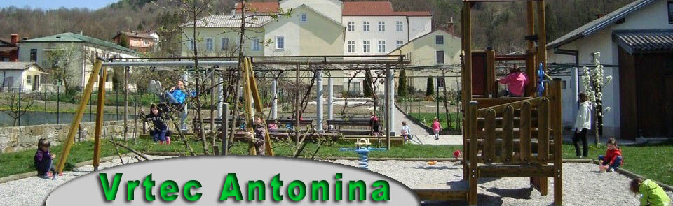 Vrtec Antonina