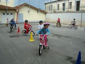 Športne dejavnosti v okviru projekta Mali sonček