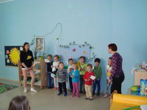 Pomladno ustvarjalna delavnica za starše in otroke