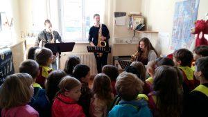 Obiskali smo dan odprtih vrat Glasbene šole Ilirska Bistrica