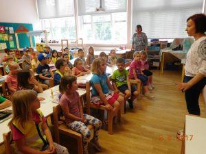 Obiskali smo Osnovno šolo Dragotina Ketteja
