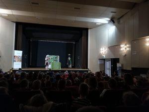Predstava Cepetavček