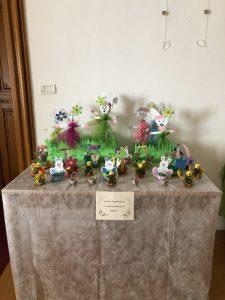 Velikonočna razstava na gradu Prem