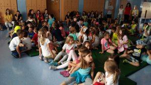 Bodoči prvošolčki obiskali Osnovno šolo Dragotina Ketteja