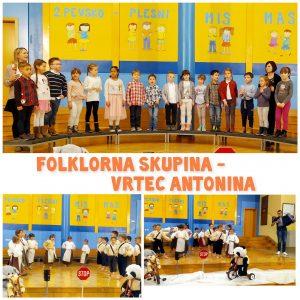 Otroci s folkloro nastopili na Plesno-pevskem Miš – Mašu v Pivki